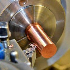 Lavorazioni industriali dei metalli.