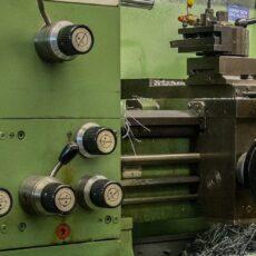 La produttività nella lavorazione dei metalli